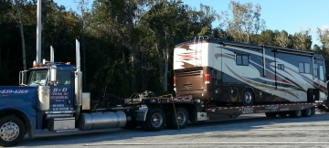 coach towing tampa