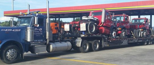 heavy tampa towing