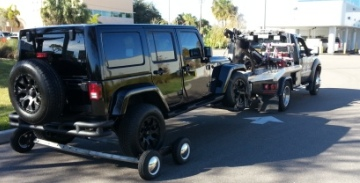 impound towing tampa