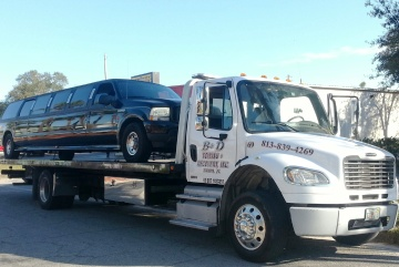 Port of Tampa towing